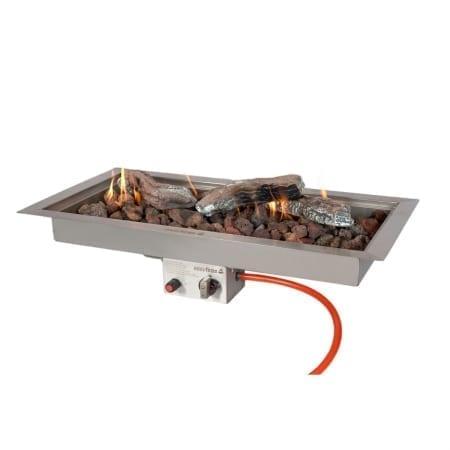 Inbouwbrander Easyfires 78 cm x 38 cm