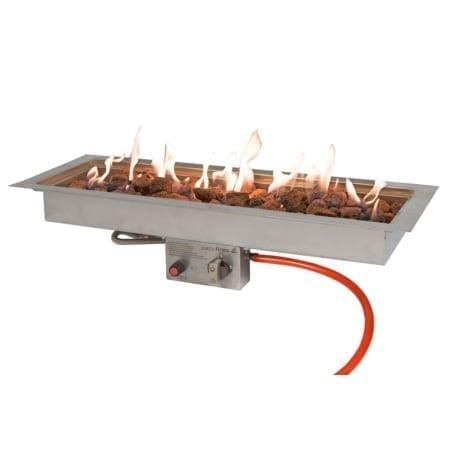 Inbouwbrander Easyfires 70 cm x 22 cm