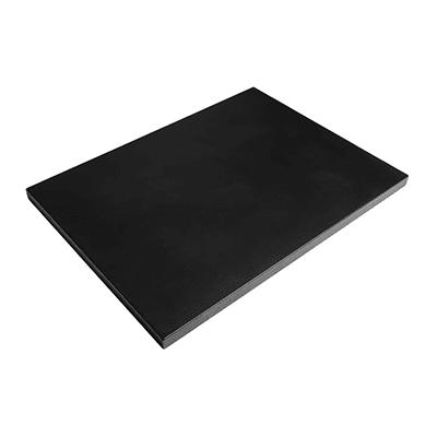 Tafel deksel staal rechthoek